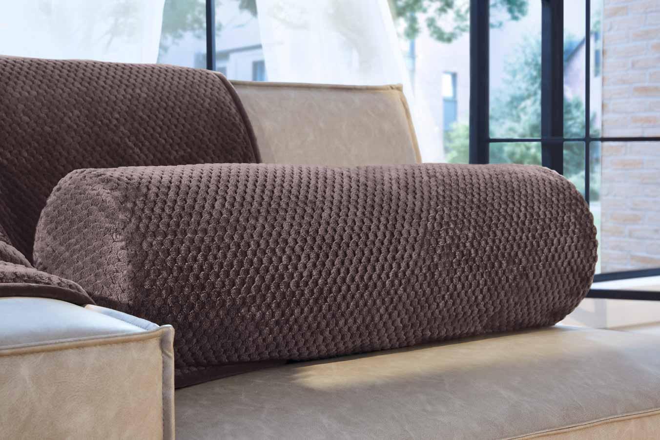 sofa kuschelig awesome mit farben einrichten u wandfarben. Black Bedroom Furniture Sets. Home Design Ideas